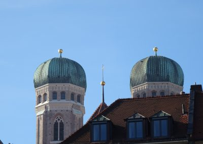 Towers of Frauenkiche